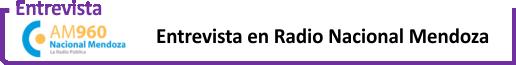 Botón inicio Radio Nac Mendoza